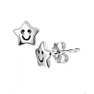 Van Dam Juwelier Zilveren kinder oorsieraden 1320679