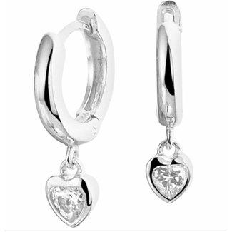 Van Dam Juwelier Zilveren oorsieraden 1328278