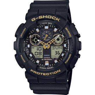 Casio Casio G-shock GA-100GBX-1A9ER