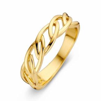 Huiscollectie Ring geelgoud RM106487-56