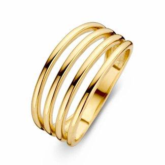 Van Dam Juwelier Ring geelgoud RM106488-56