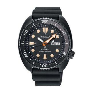 Seiko Global Brands Seiko Prospex  Sea Black Series SRPC49K1