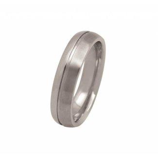 Huiscollectie Edelstalen Ring 50076-64R Maat 64