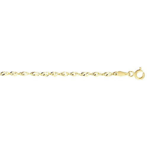 Gouden Armband Singapore 2,3 mm 4018411