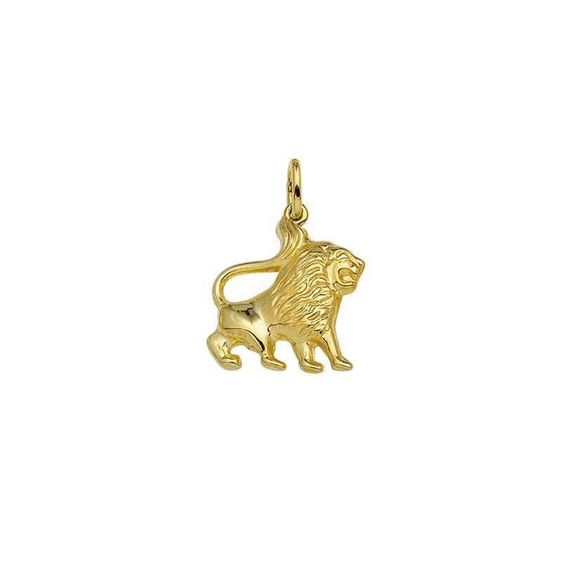 Geelgouden Bedel sterrenbeeld leeuw 4018402