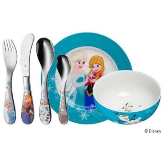 WMF Frozen Kinderbestek 6-delig | 12 8600 9964