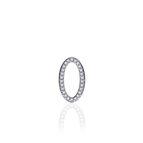 Zilveren Hanger | P1048
