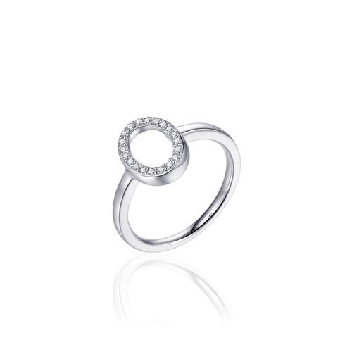 Zilveren Ring   R386