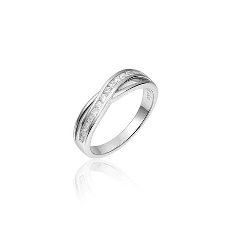 Zilveren Ring met Zirconia | N1047