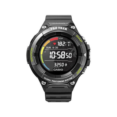 Casio Elite Casio Pro Trek WSD-F21HR-BK smartwatch