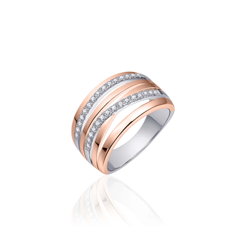 Huiscollectie Zilveren Ring R055R