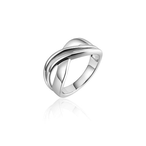 Huiscollectie Zilveren Ring R074