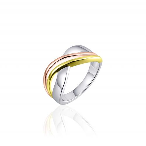 Huiscollectie Zilveren Ring R074T mt 54