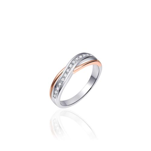 Huiscollectie Zilveren Ring R101R
