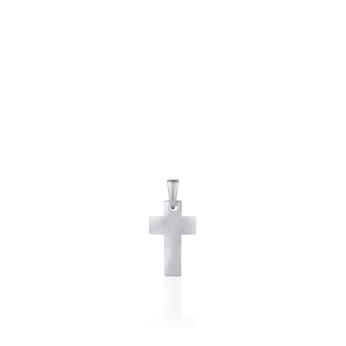 Huiscollectie Zilveren Hanger Kruis | P1030M