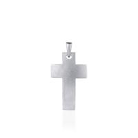Zilveren Hanger Kruis