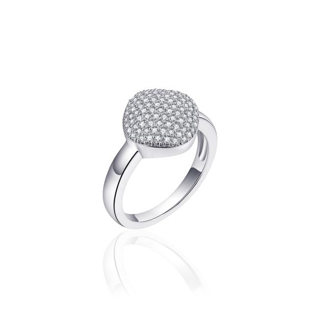 Huiscollectie Zilveren Ring met Zirconia | R093 | mt 54