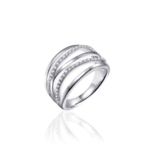 Huiscollectie Zilveren Ring  r353