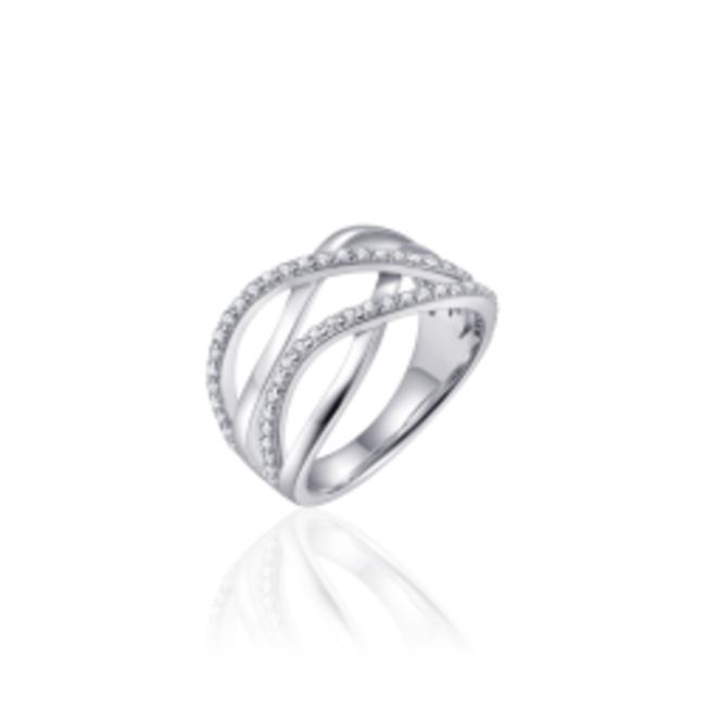 Huiscollectie Zilveren Ring | 351