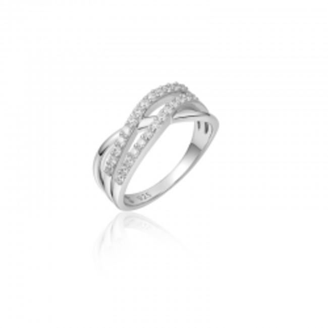 Huiscollectie Zilveren Ring | R325