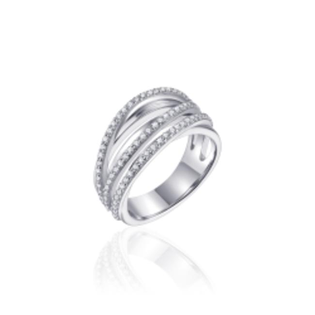 Huiscollectie Zilveren Ring | R354