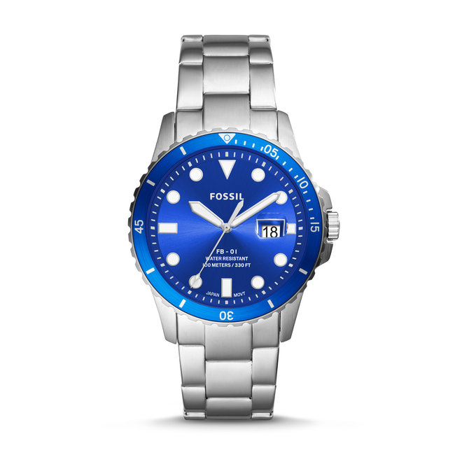 Fossil Horloge | FS5669
