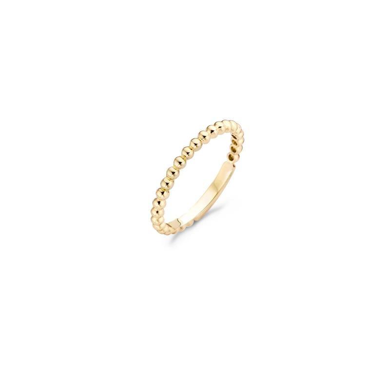 Blush Ring 1105YGO - Geel Goud (14Krt.)