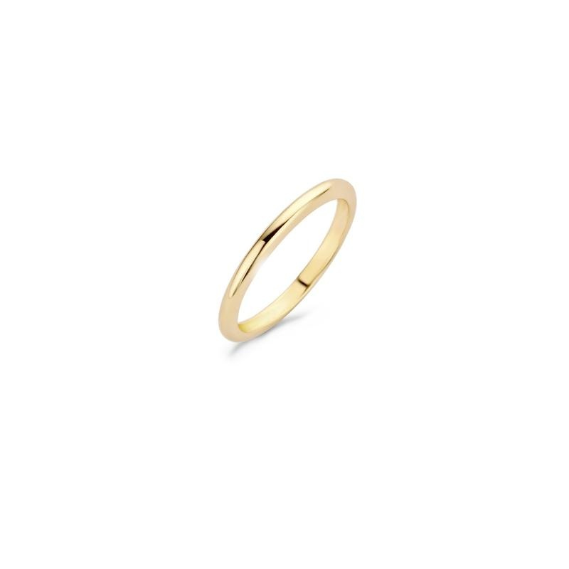 Blush Ring 1117YGO - Geel Goud (14Krt.)