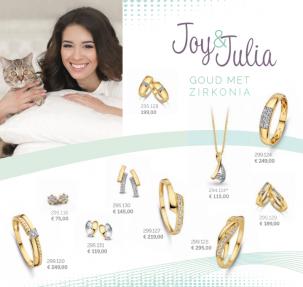 Cadeautip: 14K goud met zirkonia van Joy & Julia!