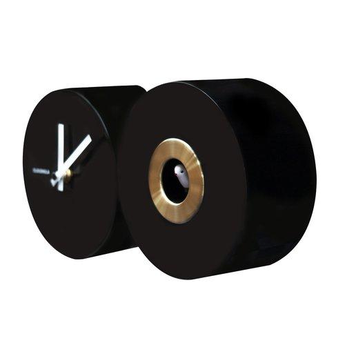 NEXTIME Koekoeksklok Zwart CNSK105