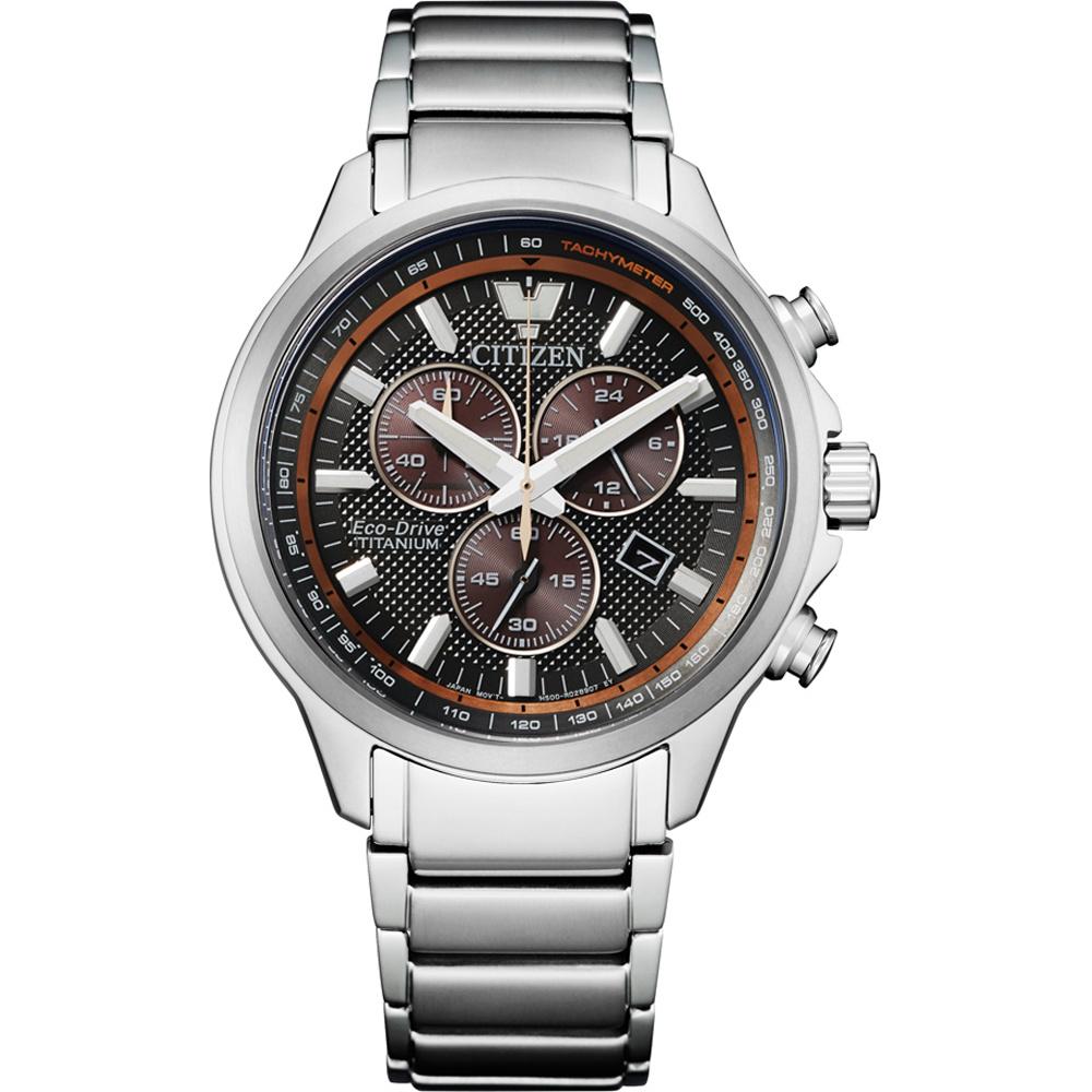Citizen Super Titanium  AT2470-85H