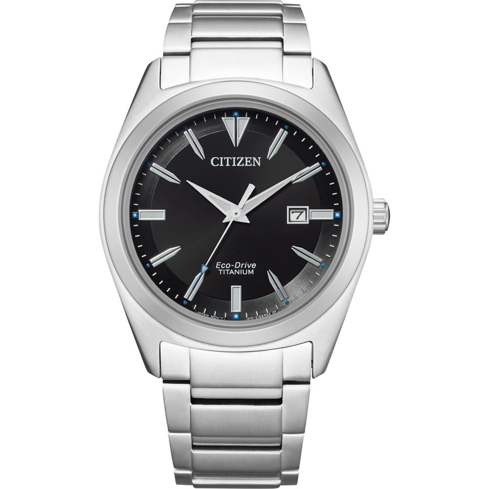 Citizen Super Titanium  AW1640-83E