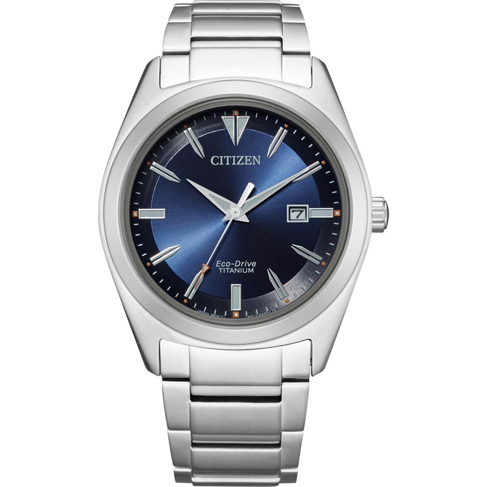 Citizen Super Titanium AW1640-83L
