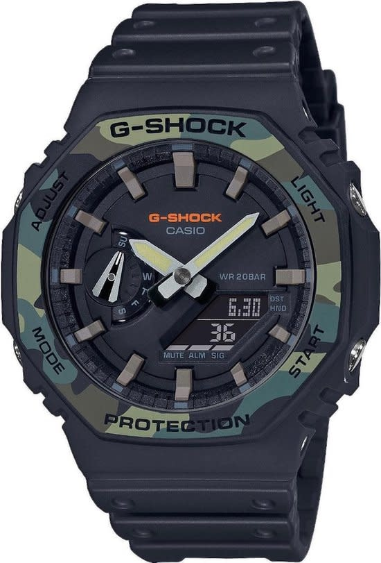 Casio G-Shock Camo GA-2100SU-1AER