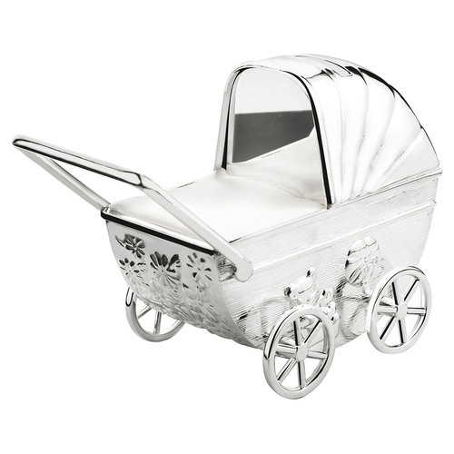 Zilverstad Spaarpot Kinderwagen A6010260
