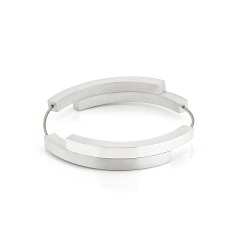 Clic Clic Armband Vier Bogen A32