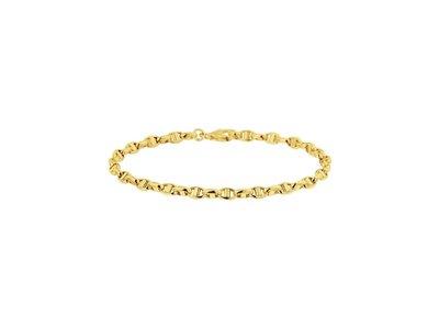 Huiscollectie 14krt Geelgouden Armband