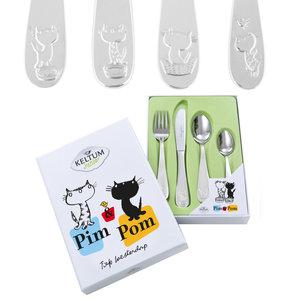 Kinderbestek Pim&Pom KS071.GA4