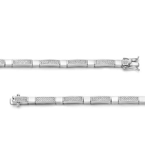 Rosa Di Luca Zilveren armband 623.369.19