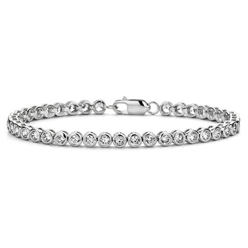 Rosa Di Luca Zilveren armband 623.422
