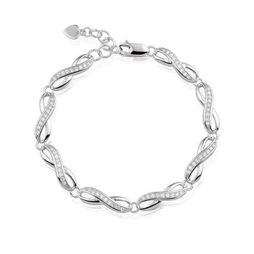 Rosa Di Luca Zilveren armband 623.095