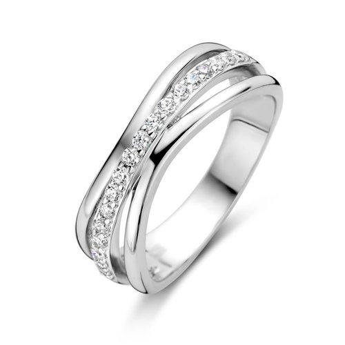 Rosa Di Luca Zilveren ring 629.631.52