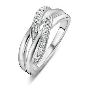 Rosa Di Luca Zilveren ring 629.575.52