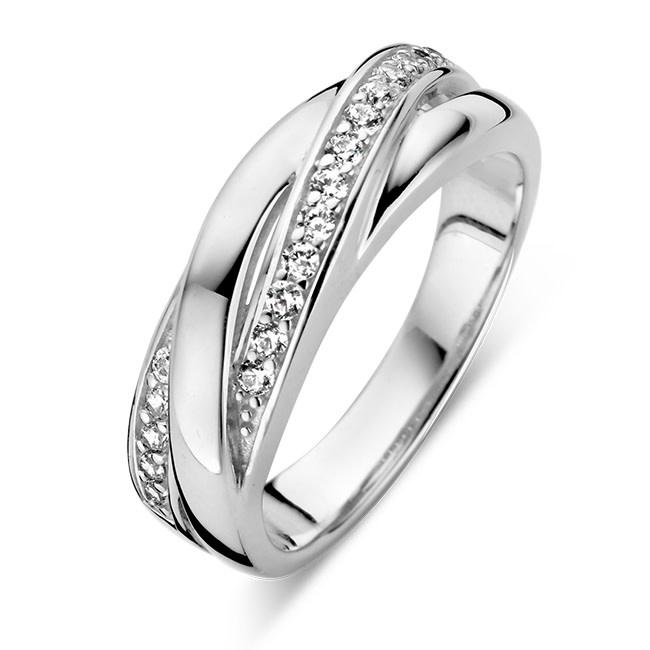 Rosa Di Luca Zilveren ring 629.532.54