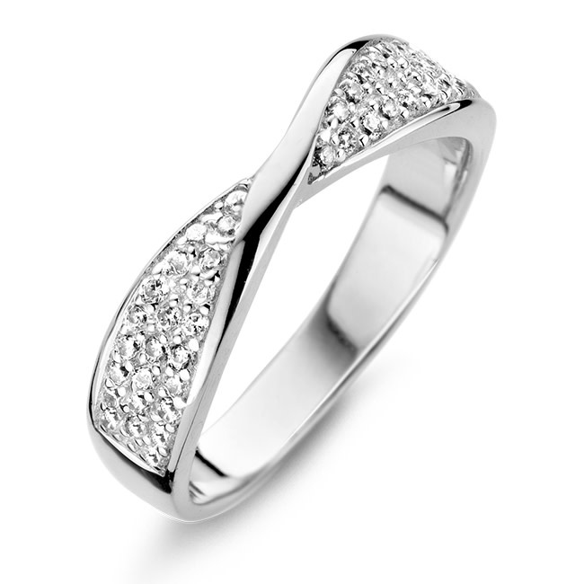 Rosa Di Luca Zilveren ring 629.475.56