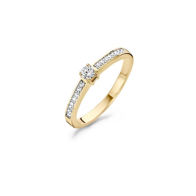 Blush ring 1145BZI/52