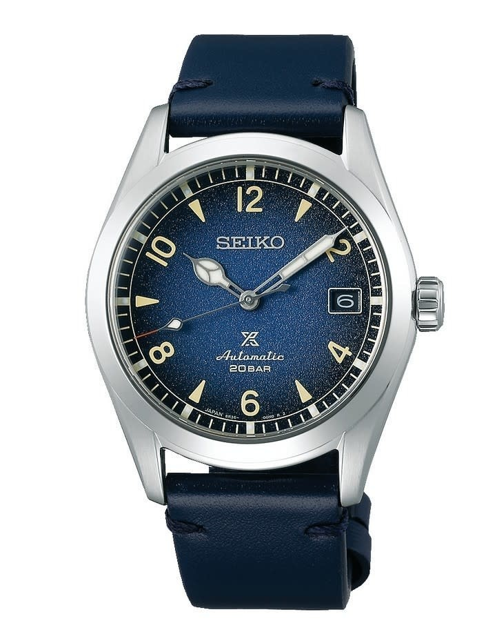 Seiko Global Brands Seiko Prospex Alpinist SPB157J1