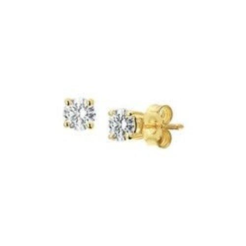 Huiscollectie Gouden oorknoppen 4018254