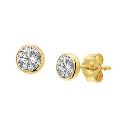 Huiscollectie Gouden oorknoppen 4018265