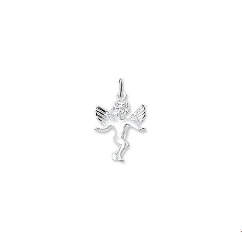 Huiscollectie vDam Zilveren Bedel Engel